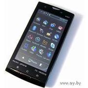 Продам мобильный телефон Sony Ericsson Xperia X10 - на 2 sim,  2 камеры по 2.0 Мрх,  Wi-Fi,  Opera Mini,  TV,  JAVA и мн.др. Мало б/у.
