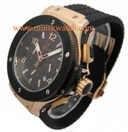 Мужские часы Hublot (Убло)|Big Bang -прекрасные  часы ,  плюс экономия!