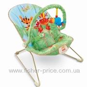 Кресло-колыбелька Fisher Price НОВОЕ