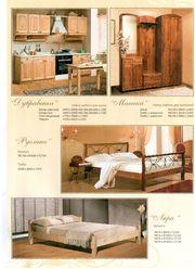 продаю кровати двуспальные большой выбор односпальные, двухъярусные дер