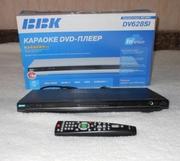Продам недорого karaoke dvd player bbk dv628si