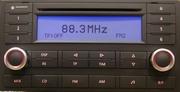 CD-ресивер 2-din Delta 7 CD Touareg T5 Multivan