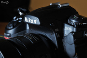 Nikon D300s 12MP CMOS Digital SLR Camera with 18-55mm f/3.5-5.6G