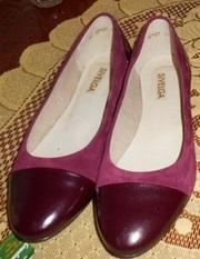женские туфли,  натуральная кожа