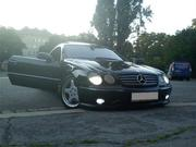 Mercedes  CL 500  Coupe