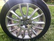 Продаю колёса для авто (диск+резина)комплект,  ТОРГ УМЕСТЕН.