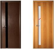 Межкомнатные двери от производителя под ключ.