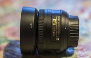 Nikon AF-S 35mm f/1.8G Идеальный