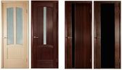 Межкомнатные и входные двери от производителя под ключ.