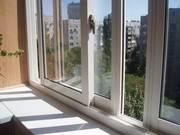 Оптимальное решение для Вашего балкона - раздвижные ПВХ-рамы!!!