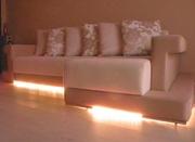 Угловой диван премиум класса фабрики Soft City