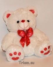 Мягкие игрушки медведи мелким оптом в Белоруссии.