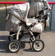 Продаю бу коляску-транформер