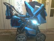 Продам детскую коляску-джип AKJAX TORENT