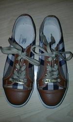 Туфли мужские ,  Burberry