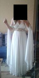 Продам выпускное вечернее платье в пол