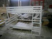 Кровать детская  Мальма,  массив