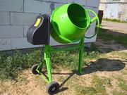 Бетономешалка Groser 140 - 200 литров