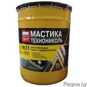 Мастика битумно-полимерная холодная МКТН марки МБПХ 20, 50кг