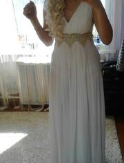 греческое свадебное платье , торг уместен