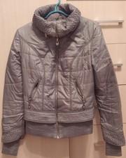 Женская куртка молодежная утепленная