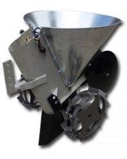 Картофелесажалка механическая к мотоблоку (оцинкованная)