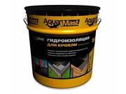 Мастика битумно-резиновая AquaMast для кровли 10 кг
