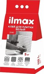 Клей для плитки белый ILMAX 3140,  5 кг