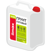 Готовый грунт ilmax 4100 (5л)