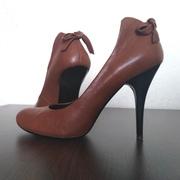 Туфли кожаные 36р