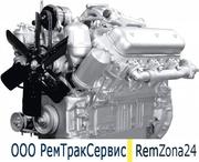 двигатель ямз 236 переоборудованный под трактор т-150
