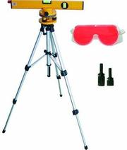 Уровень лазерный FIT Профи 400 мм,  тренога 1,  15 м