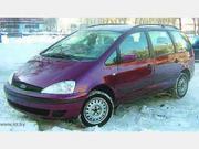 Форд-Гэлакси,  2000 г.в.,  2.3 бензин,  МКПП,  125 тыс.км,  вишневый металл